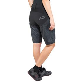 Protective Icana - Bas de cyclisme Femme - gris/noir